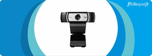 Logitech Webcam C930e Driver, Software, Download