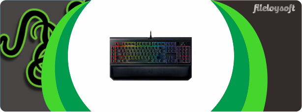 Razer BlackWidow Chroma V2 Driver, Software, Manual, Download for Windows, Mac