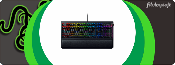Razer BlackWidow Elite Driver, Software, Manual, Download for Windows, Mac