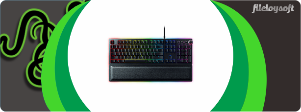 Razer Huntsman Elite Driver, Software, Manual, Download for Windows, Mac