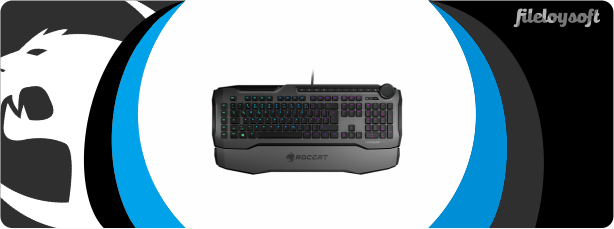 Roccat Horde AIMO Driver Download, Software for Windwos 10, 8, 7
