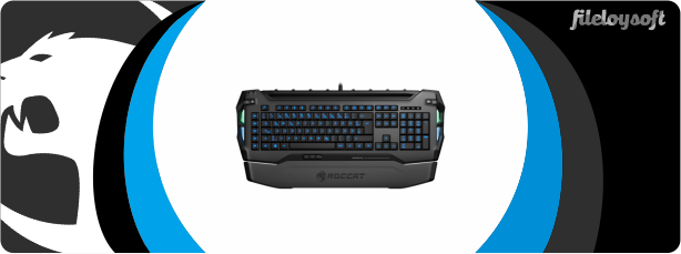 Roccat Skeltr Driver Download, Software for Windwos 10, 8, 7