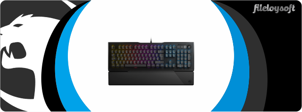 Roccat Vulcan 121 AIMO Driver Download, Software for Windwos 10, 8, 7