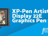 XP-Pen Artist Display 22E Driver, Software, Manual, Download