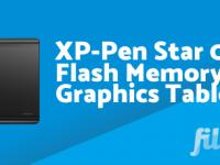 XP-Pen Star 04 Flash Memory Driver, Software, Manual, Download