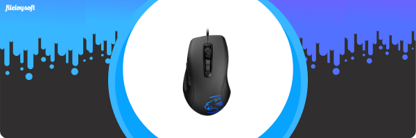 Roccat Kone Pure Optical Black_White Edition Driver Download, Software for Windwos 10, 8, 7