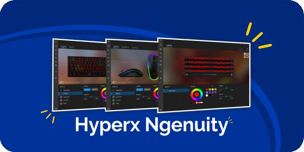 Hyperx Ngenuity Software Download, Profiles, Setup, Manual, Setup