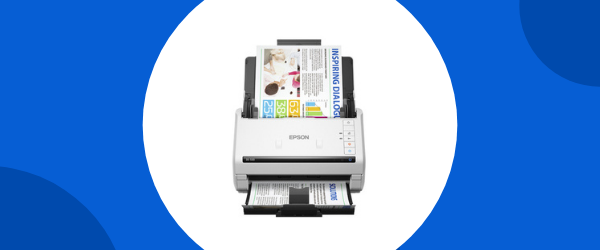 Epson DS-530 Driver, Software, Manual, Download for Windows, Mac